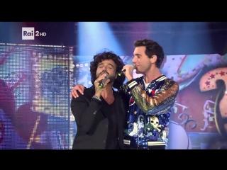 Mika _ Francesco Renga - Happy Ending - Stasera Casa Mika