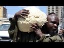 Kenyans amazed as man rescues Ugali during demolitions