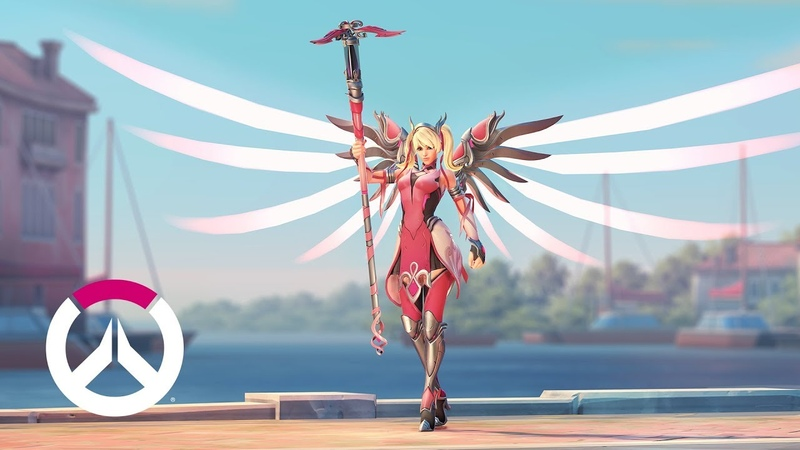 Thank you heroes BCRF Overwatch