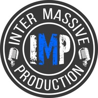 Логотип INTER MASSIVE PRODUCTION (IMP)
