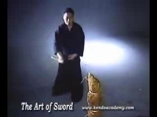 Иайдо - Искусство внезапной атаки или контратаки с использованием японского меча (Катана)