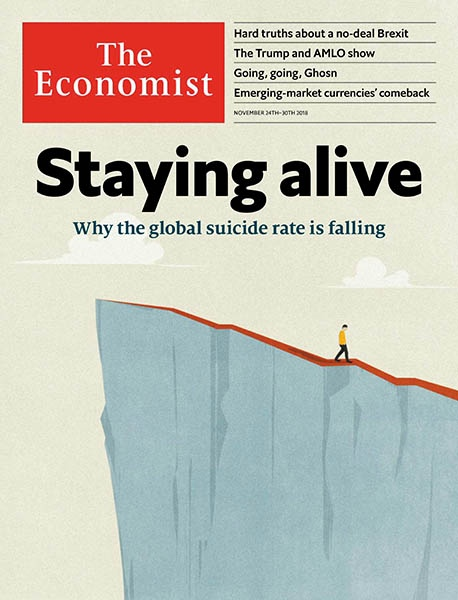 The Economist USA 11.24.2018