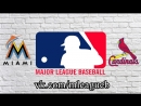 Maimi Marlins vs St. Louis Cardinals | 07.06.2018 | NL | MLB 2018 (3/3)