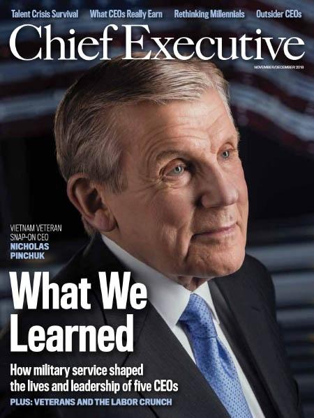 Chief Executive 2018 11 12