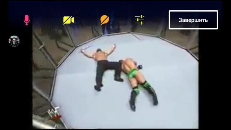 |WM| Кен Шэмрок против Стива Блэкмэна - СаммерСлэм 1999