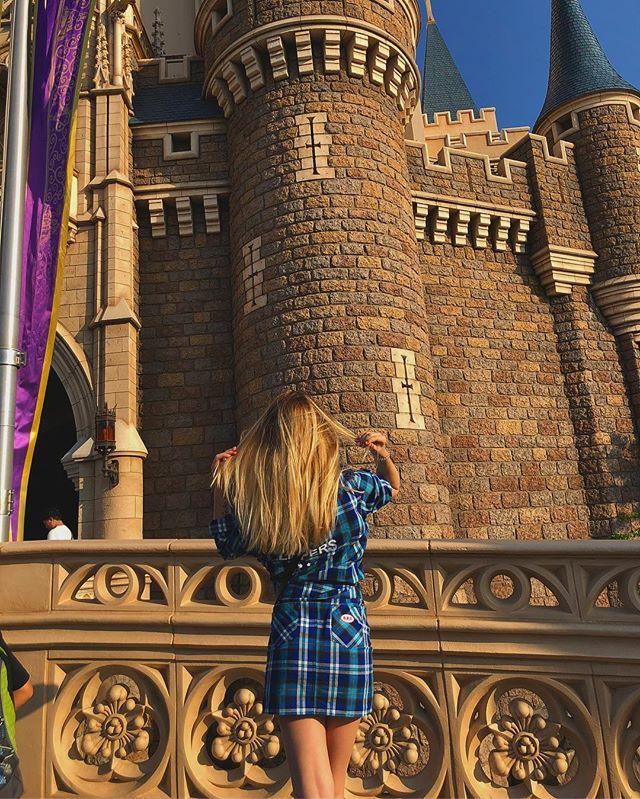 Марьяна Рожкова: 🏰 в детстве я мечтала жить в замке  Сейчас я просто хочу вкусно покушать 🍛