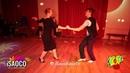 Boris Yakovenko and Yulia Fedorova Salsa Dancing at KISF, Saturday 02.06.2018
