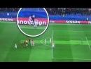 80-й хвилині матчу Рома – Шахтар нападник гірників Факундо Феррейра штовхнув болбоя