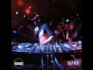 Boiler Room London: DJ EZ