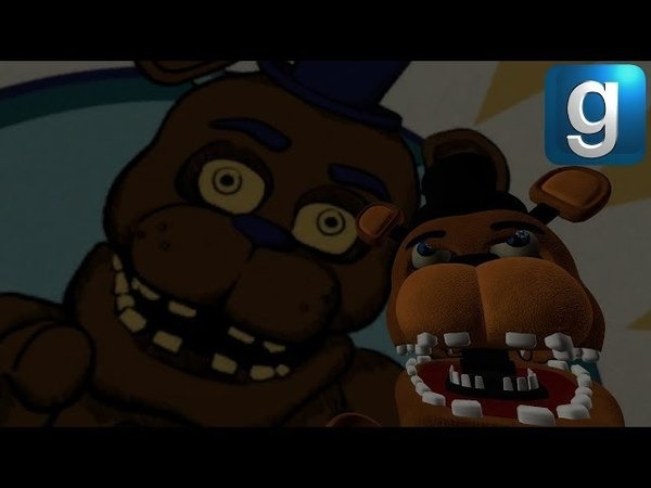 Gmod FNAF | Freddy Fazbear's Pissa Place (Part 1)