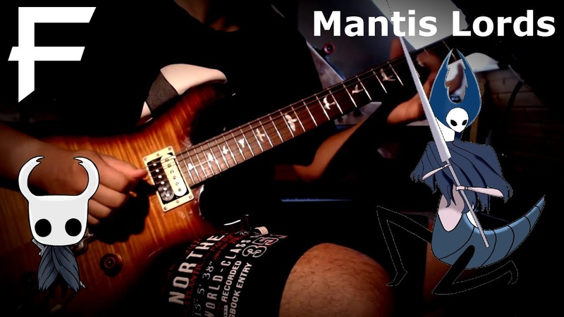 Mantis Lords - Hollow Knight [Metal Cover] || MetalFortress