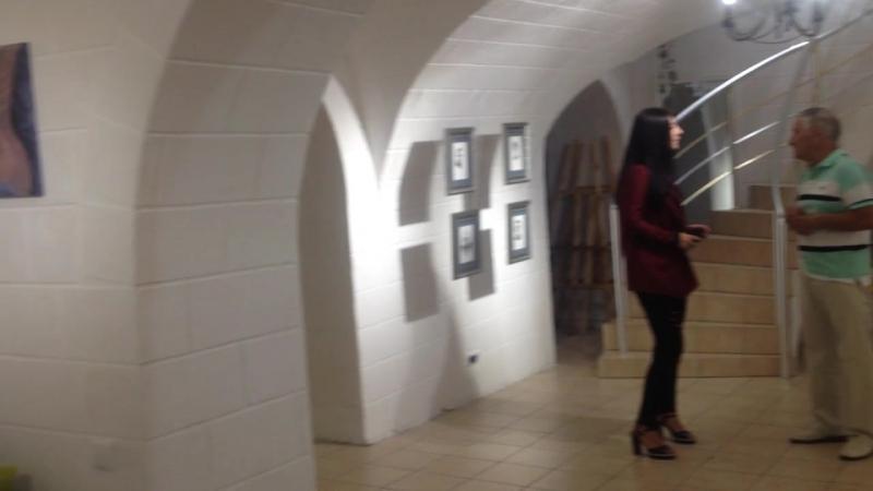 Художественная выставка Светланы Пузыревской