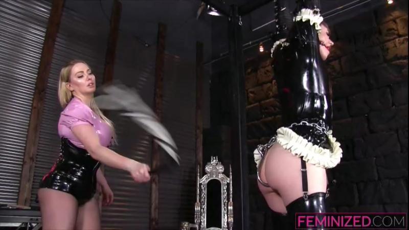 Mistress Lexi Sindel and Natalie Mars The
