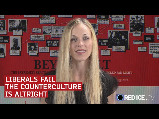 Liberals Utterly Fail To Comprehend AltRight Counterculture