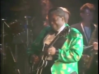 Bb king with gary moorethe thrill is gone hi quality