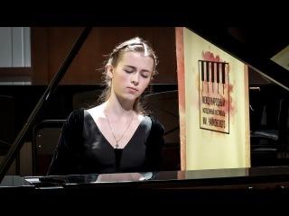 Anastasia Makhamendrikova plays Tchaikovsky Nocturne in F-dur