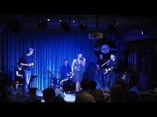 Shanna Waterstown & Blues Encore in EverJazz, part 1