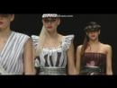 Маргарита Мамун на показе Mercedes-Benz Fashion Week Russia(pzt)
