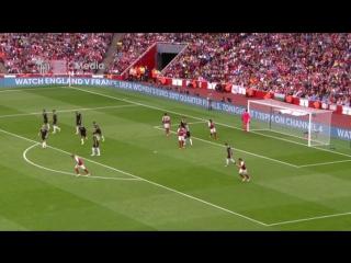 Арсенал 1-2 Севилья