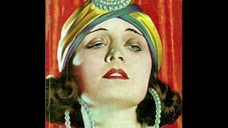 Pola Negri's schlager: Ich spür in mir - Theo Heldt Orchester, 1935