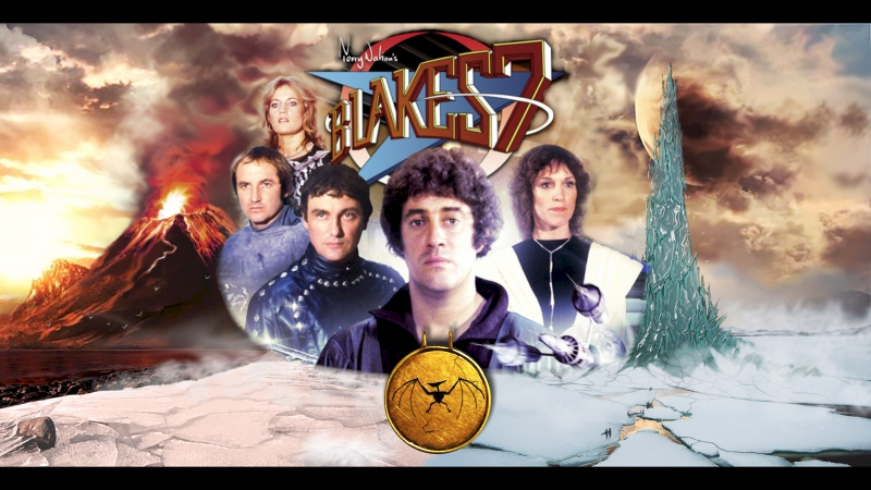 Семёрка Блейка Blake's 7 01 сезон 05 серия 1978