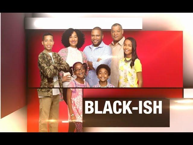 Черная страница Blackish Trailer