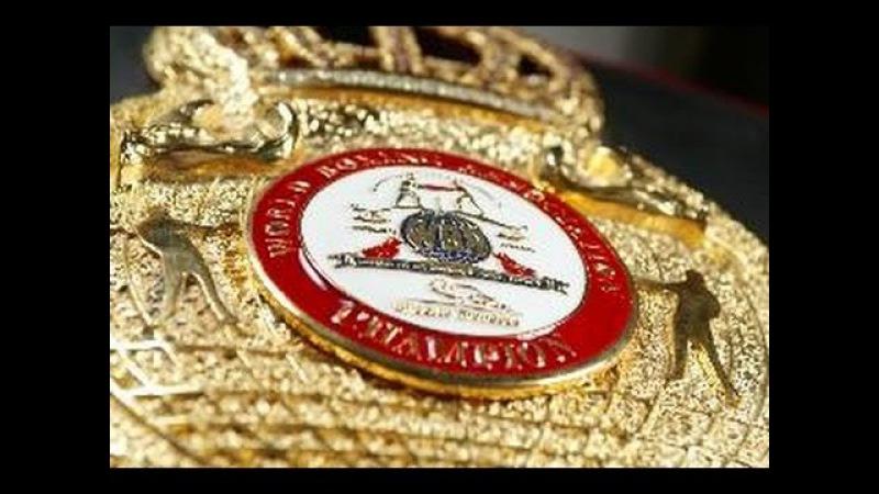 Shannon Briggs vs Fres Oquendo Promo WBA Heavyweight Championship