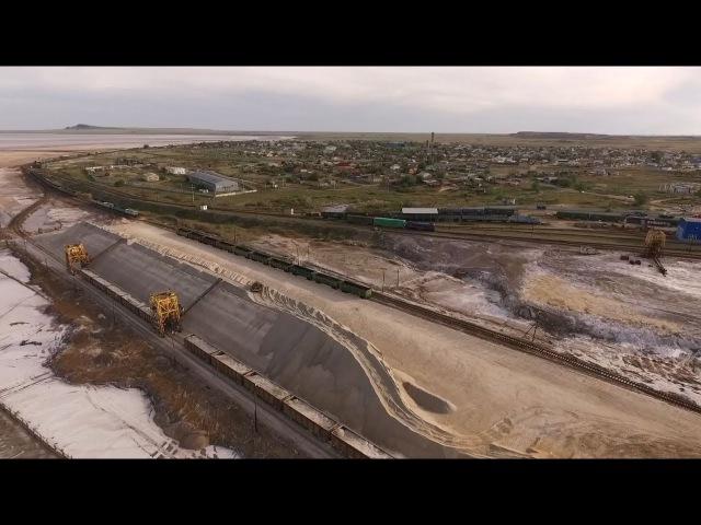 Соль России космические пейзажи и тишина Баскунчака НЕИЗВЕСТНАЯ РОССИЯ
