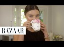 Everything Miranda Kerr Eats In A Day Food Diaries Harper's BAZAAR