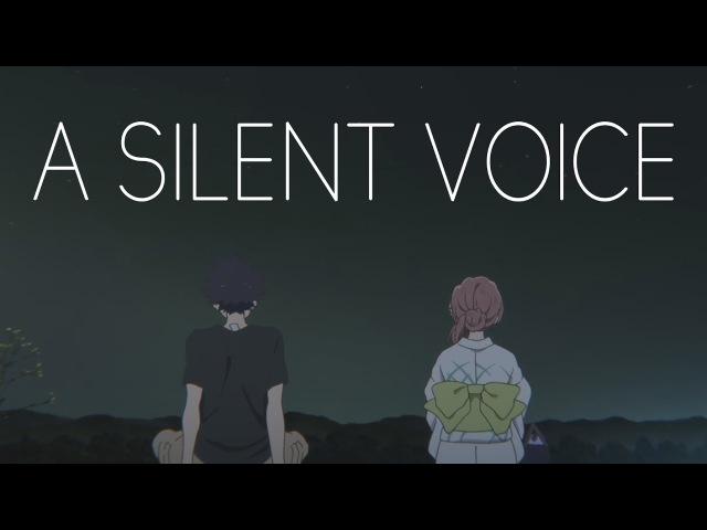 Koe No Katachi A Silent Voice 「AMV」 Fractures
