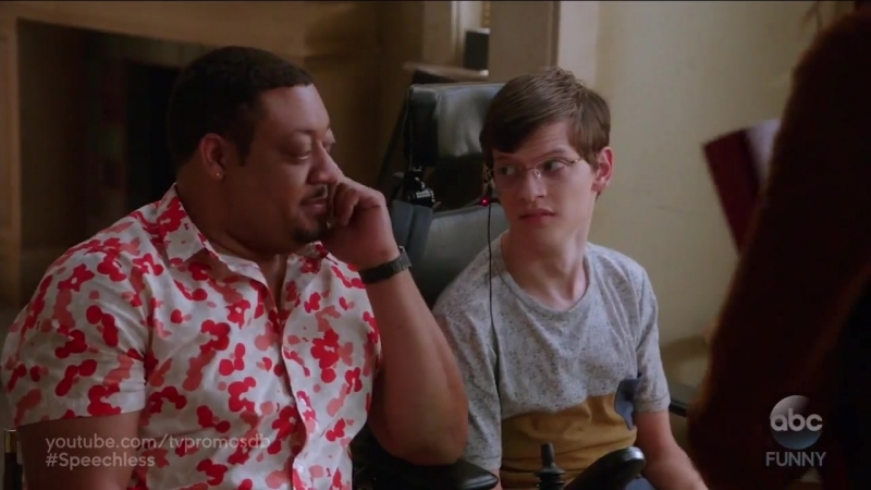 Просто нет слов Speechless 1 сезон 2 серия Промо N E NEW A I AIDE HD ABC