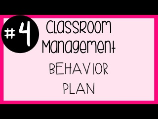 #4 Classroom Management - Behavior Plan & Mini Class Dojo Tutorial / A Classroom Diva