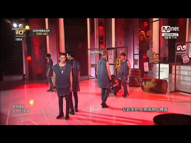 HD繁中字 140724 Infinite Diamond Back live