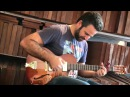 Africa (Toto) solo fingerstyle guitar by Yoni Schlesinger BG Little Sister