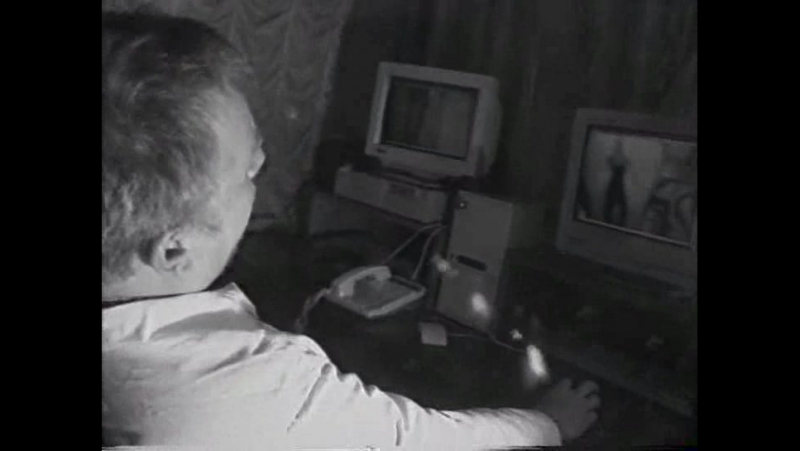 Кокки Бегущий Доктор режиссер Светлана Баскова Россия 1998 треш арт хаус авангард ситуационизм чернуха 18
