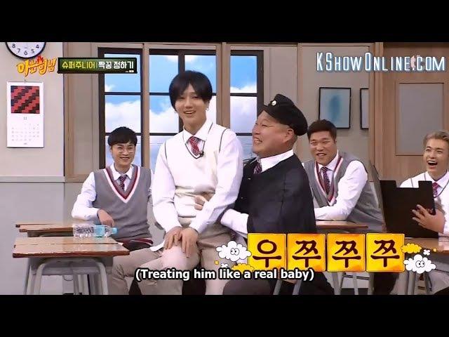[ENG] Yesung and Kang Hodong