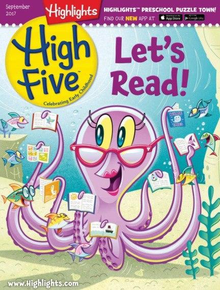 Highlights High Five Bilingue September 2017 FreeMags