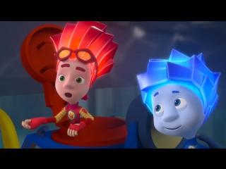 Фиксики - Подводная лодка (Новые серии 2017) - Познавательные мультики про транспорт