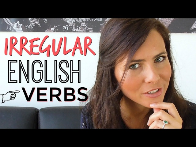 Irregular English Verbs 👉 Past Participle Form Common Grammar Mistakes