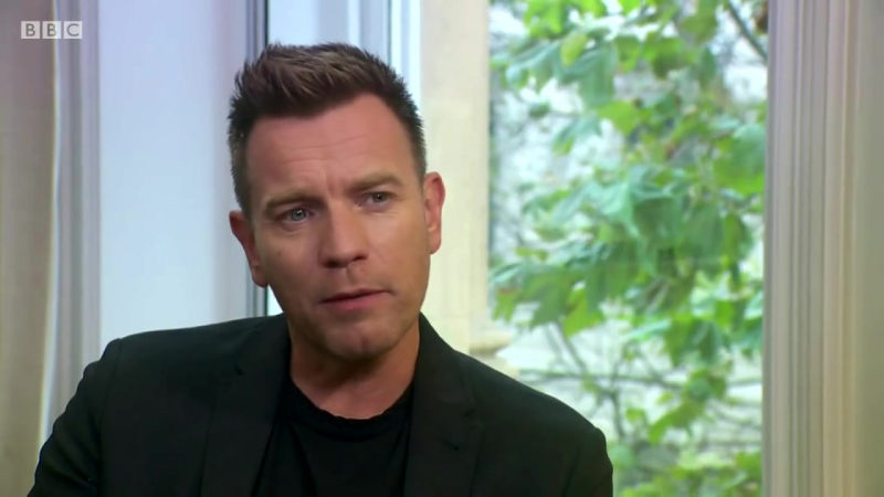 Ewan McGregor says he was confused about Scottish independence just after Brex