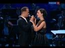 Валерия Ланская и Дмитрий Ермак исполняют дуэт из мюзикла Анна Каренина ТК Культура