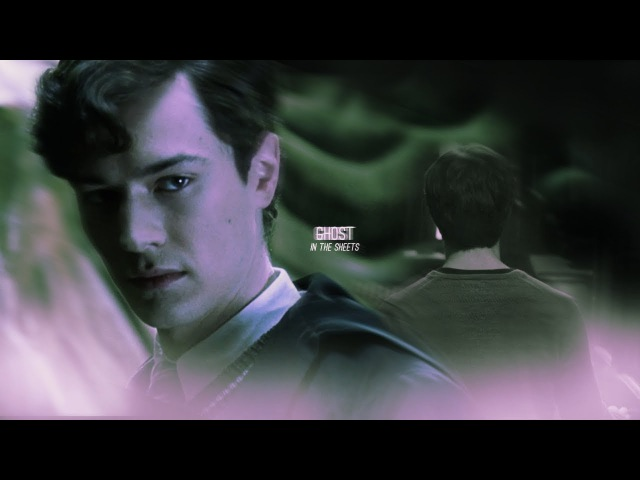 ◄ harry potter / tom riddle. | ghost in the sheets