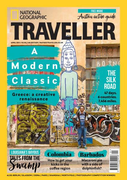 National Geographic Traveller - April 2017