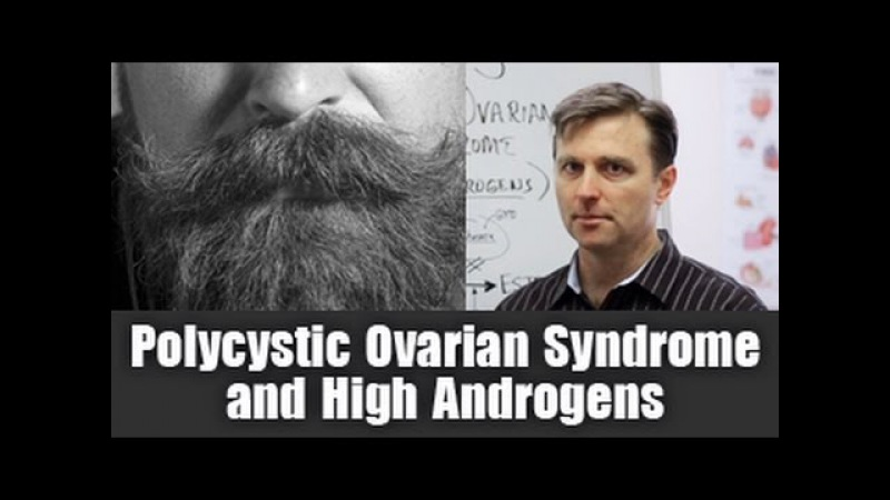 The 3 Causes of Polycystic Ovarian Syndrome PCOS and High Androgens