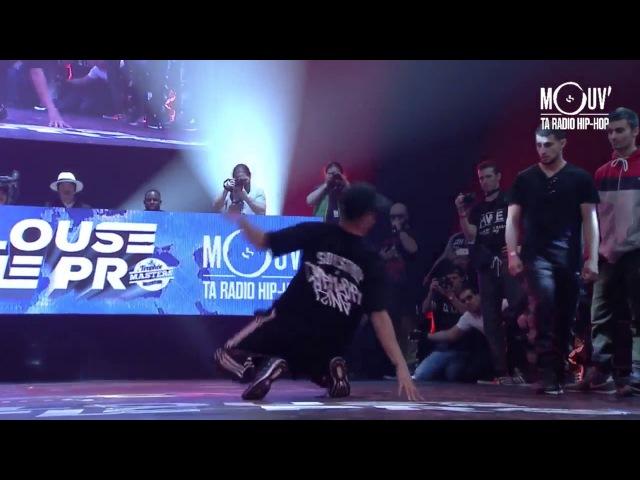 Toulouse Battle Pro 2017 Dead Prezz vs Vagabonds
