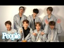 K Pop Group BTS Dish On Who's Most Romantic Korea Vs USA More Confessions People NOW People