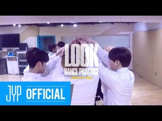 [VIDEO] 180322 GOT7 - Look @ Dance Practice (Shirts Ver.)