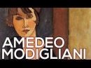 Amedeo Modigliani A collection of 281 paintings HD