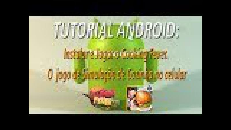 TUTORIAL ANDROID - Instalar e Jogar o Cooking Fever. O jogo de Simulação de Cozinha no celular