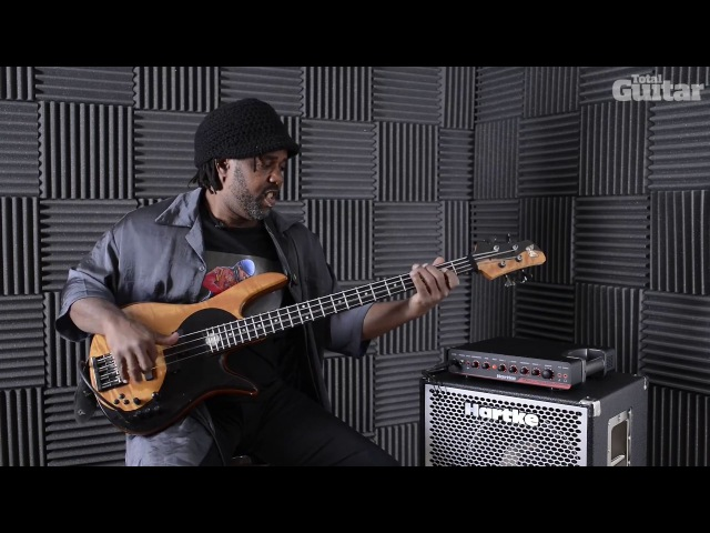 Me And My Bass Guitar: Victor Wooten